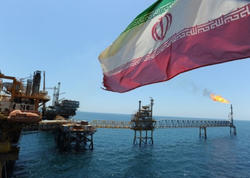 İran neftini ilk dəfə birjada satışa çıxarıb