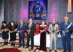 Sumqayıt Dövlət Dram Teatrının 50 illik yubiley gecəsi keçirildi