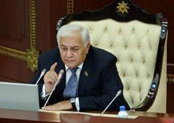 """Oqtay Əsədov: """"O xanımın cavabını xalq verdi"""""""
