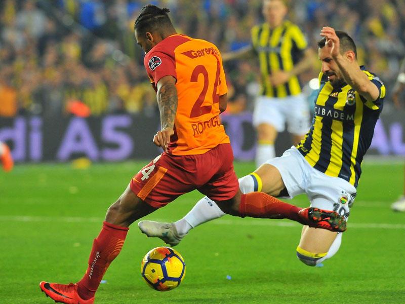 İstanbul derbisi -