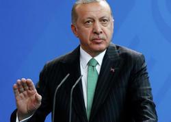 """""""Bacarırsansa, gəl Aya Sofyanı al"""" - <span class=""""color_red"""">Ərdoğan Qərbə meydan oxudu</span>"""