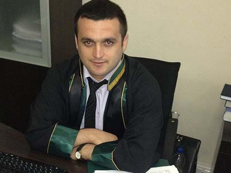 Cahangir Hacıyevin vəkilinin fəaliyyəti dayandırıldı