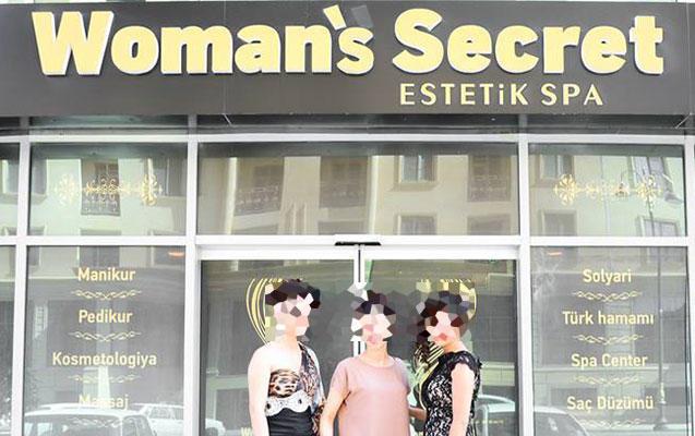 Qüdrət Şükürov qadın hamamını satışa çıxardı - FOTO