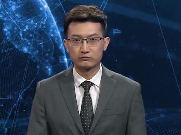 24 saat çalışmağa hazır virtual televiziya aparıcısı təqdim olunub - VİDEO