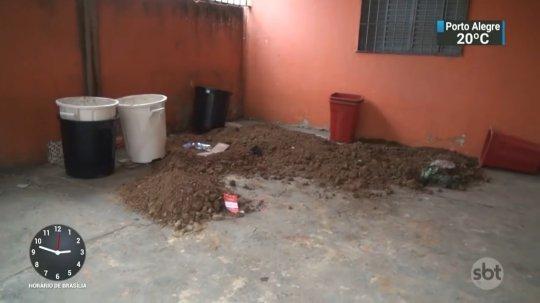 Qayınana gəlinini diri-diri basdırıb, üstünə beton tökdü - Qeyri-adi səbəb - FOTO