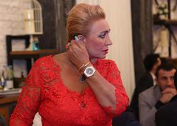 35 kilo arıqlayan azərbaycanlı aktrisanın əlil arabasında FOTOları yayıldı