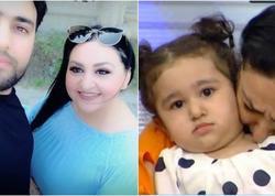 """""""Toppuş bacı""""nın əri qızlarının FOTOsunu paylaşdı"""