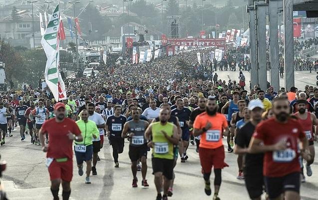 İstanbuldakı marafona keniyalı atletlər damğa vurdu -