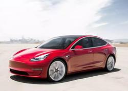 Tesla Model 3 Ferrari'dən daha tez gedir - VİDEO