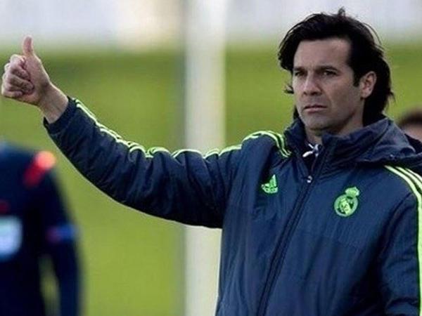 """KİV: Santyaqo Solari """"Real Madrid""""in baş məşqçisi olacaq"""