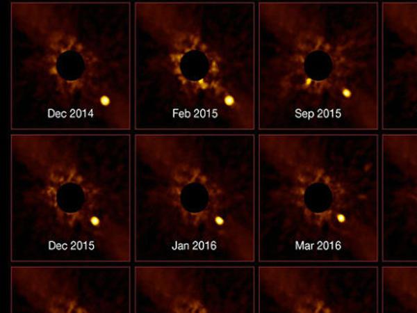"""Astronomiyada bir ilk - Başqa ulduzun ətrafında dövr edən planet - <span class=""""color_red"""">VİDEO</span>"""