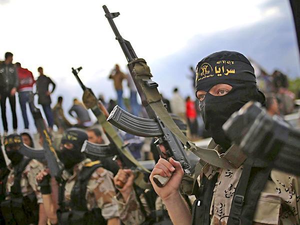 Tacikistanda İŞİD-in Rusiyada terror aktı planlaşdıran qruplaşma üzvləri saxlanılıb