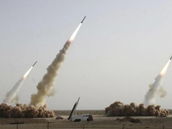 Qəzza zolağından İsrail ərazisinə 200 raket buraxılıb