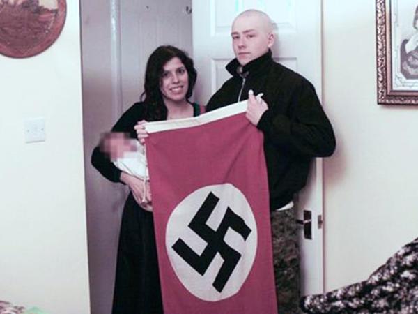 """Oğluna """"Adolf"""" adını qoyan cütlük terrorçu çıxdı"""