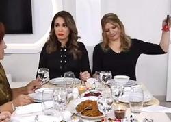 """Verilişdə qayınananın gəlini çağırma forması qonaqları """"dəhşətə gətirdi"""" - VİDEO"""