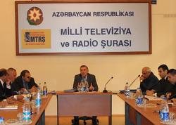 """Teleradio Şurası verilişlərin və aparıcıların """"qara siyahı""""sıını hazırladı"""