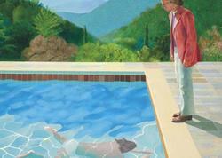 Devid Hokninin əsəri 90,3 milyon dollara satılıb