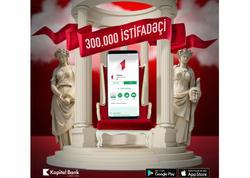BirBank tətbiqini 300 000-dən artıq istifadəçi yükləyib