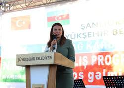 Türkiyədə daha bir Xocalı abidəsinin açılışı olub - FOTO
