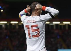 Ramos 100-cü qolunu vurdu