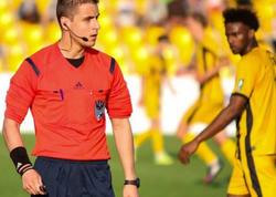 Gürcüstan - Azərbaycan oyununun hakimləri açıqlandı