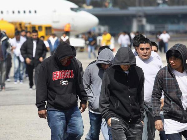 Almaniyadan son 10 ayda 1449 nəfər azərbaycanlı deportasiya olunub