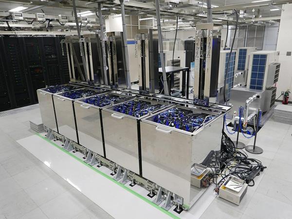 Enerji effektivli superkompüterlərin reytinqi dərc edilib