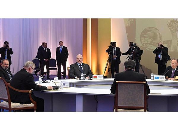 KTMT-nin Ermənistan problemi: Azərbaycan-Belarus əməkdaşlığına rəsmi İrəvanın qısqanclığı