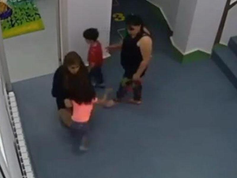 Bakıda uşaqların döyüldüyü bağçanın müdirinin məhkəməsi başlayır