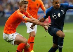 """Hollandiya Fransaya """"futbol dərsi"""" keçdi"""
