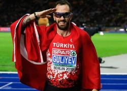 Türkiyəyə dünya çempionluğu qazandıran Ramil Quliyev əsgər andı içdi - FOTO
