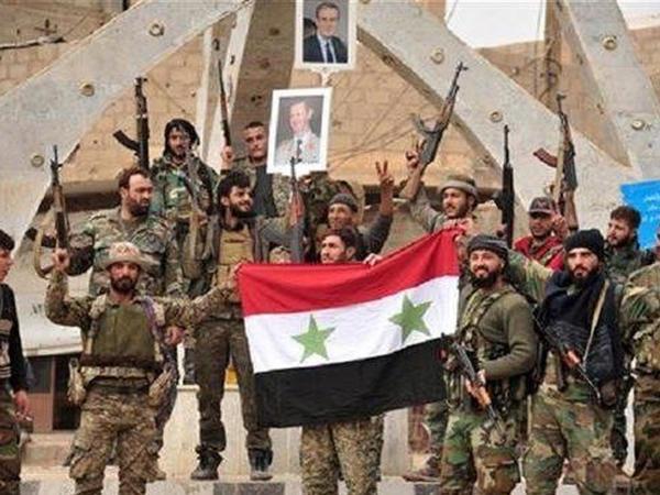 Suriya ordusu İŞİD-in son istehkamını ələ keçirdi