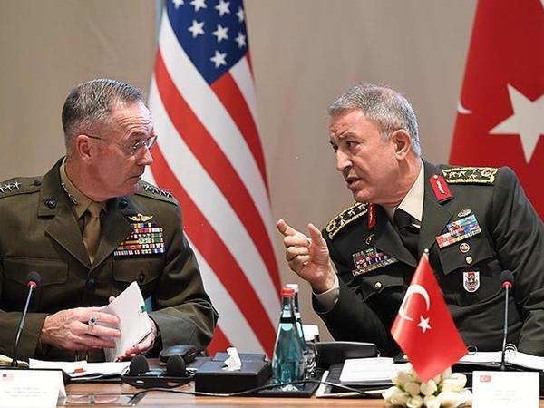 """Akar Danfordla görüşdü: <span class=""""color_red"""">YPG ilə əlaqəni kəsin...</span>"""