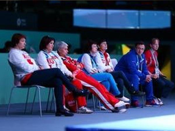 """Rusiyalı məşqçi: """"Biz Bakıda akrobatika gimnastikası üzrə Dünya Kubokunda iştirak etməyi çox istəyirdik"""""""