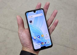 Aquos R2 Compact smartfonu təqdim olundu - VİDEO