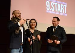 Muğam mərkəzində qısa filmlər festivalının qalibləri mükafatlandırıldı - FOTO