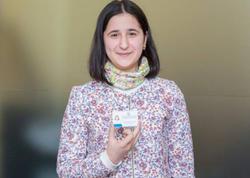 Reyhan dünya üzrə 100 qadından biri seçildi - FOTO