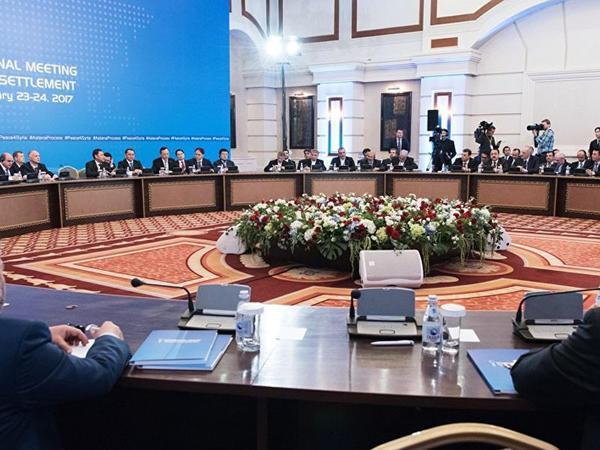 Astana görüşünün vaxtı dəqiqləşdi