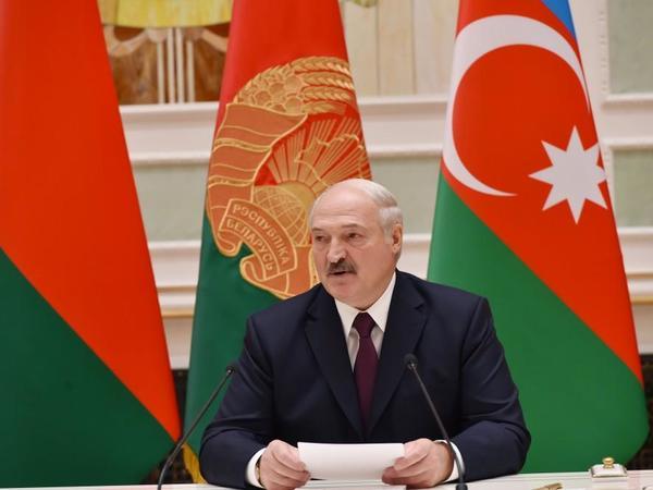 """Aleksandr Lukaşenko: """"Belarus və Azərbaycan həmişə etibarlı və strateji tərəfdaş olaraq qalacaqlar"""""""