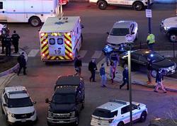 Hospitalda faciə: nişanlısını və polis zabitini güllələdi - VİDEO - FOTO