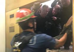 """95 mərtəbəli binanın lifti 85-ci mərtəbədə qırıldı: <span class=""""color_red"""">içində olan 6 nəfər... - FOTO</span>"""