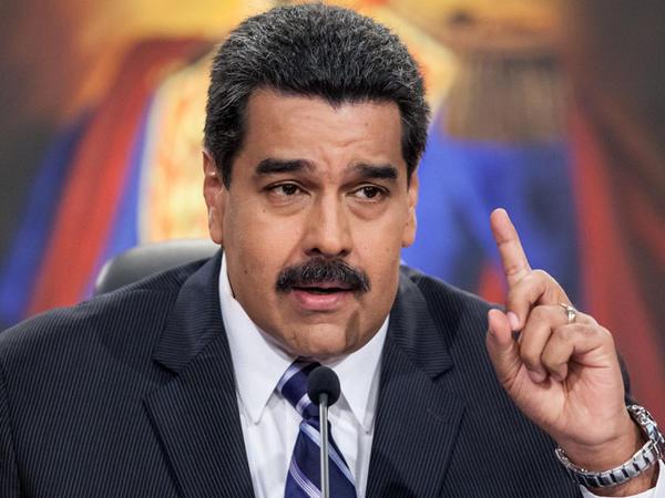 """Maduro: """"Mən diktator deyiləm, təvazökar adamam"""""""