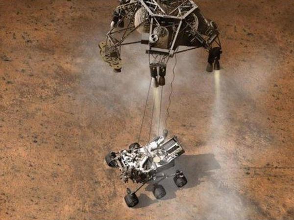 """Marsdakı """"Jezero"""" kraterinə robot-rover göndəriləcək"""