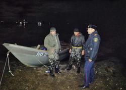 """Su Polisi köməksiz balıqçıları ölümdən xilas edib - <span class=""""color_red"""">FOTO</span>"""