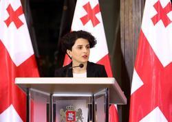"""Gürcüstandakı prezident seçkiləri ilə bağlı 11 qanun pozuntusu, <span class=""""color_red"""">171 şikayət qeydə alınıb</span>"""