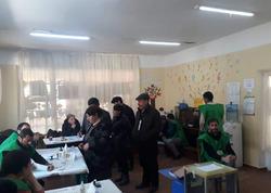 Gürcüstan azərbaycanlıları prezident seçkilərində fəal iştirak edirlər - FOTO