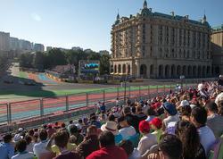 Rusiya telekanalı Formula 1 SOCAR Azərbaycan Qran-Prisinə reportaj həsr edib - VİDEO