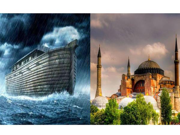 Aya Sofya məscidini Nuhun gəmisi ilə nə bağlayır? - FAKTLAR