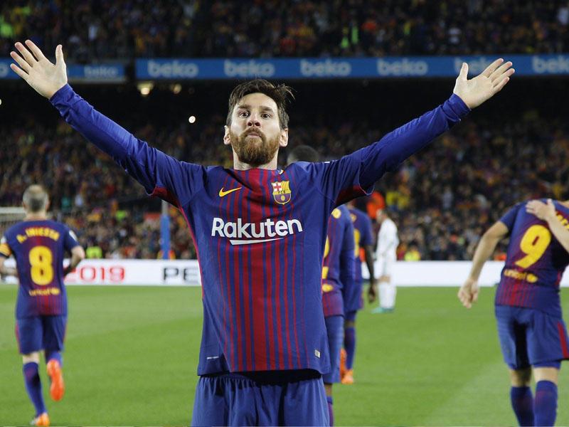 Messi 12 il sonra üçlükdə yer almadı