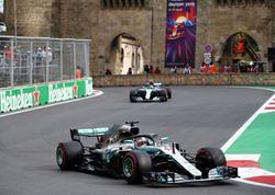 Bakıda Formula 1 üzrə ilk sərbəst yürüşlər başladı
